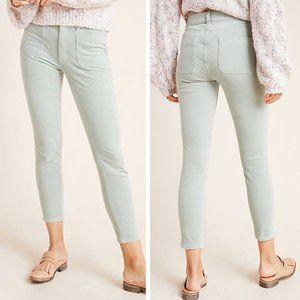 Pilcro High Rise Skinny Corduroy Pants